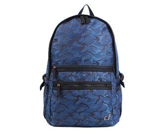 0e8cf5354b Mens Camoflage Backpack Camo Rucksack Casual College School Bag 710