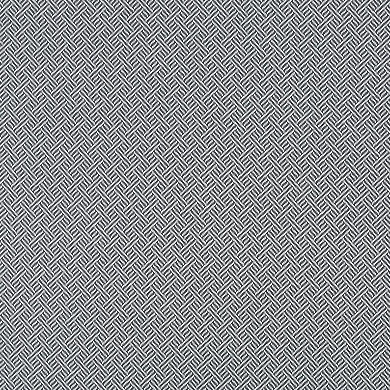 Robert Allen Beach Club Indigo Woven Fabric Navy Blue Woven | Etsy