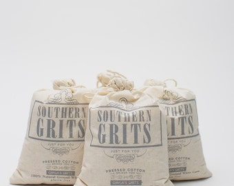 Wedding Favors, Southern Grits Favors (20), Southern Wedding Favors