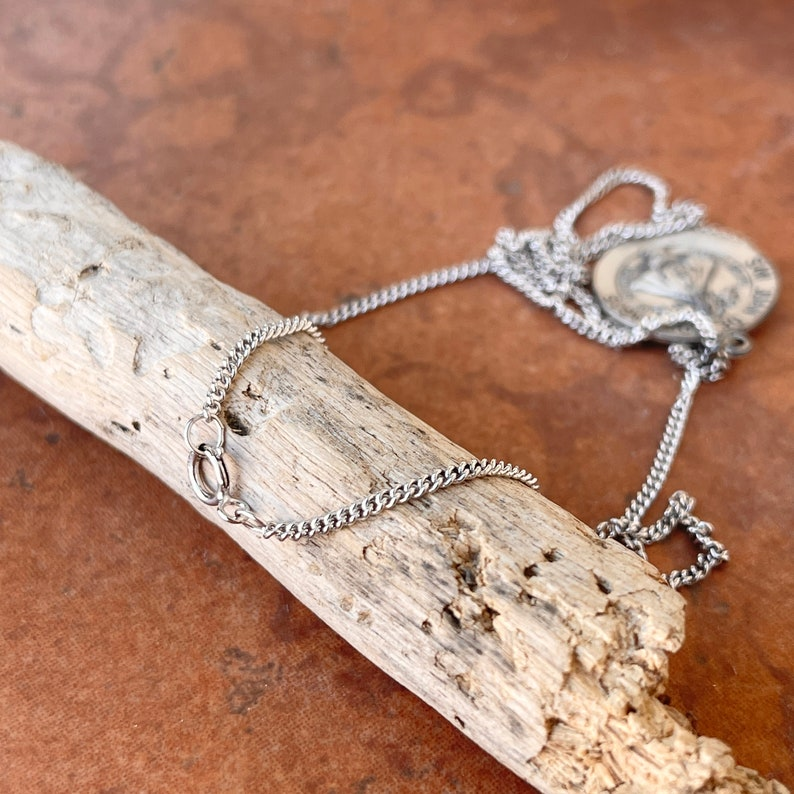 Sterling Silver Antiqued San Juan De Los Lagos Round Medal Pendant Chain Necklace 18 Length Unisex