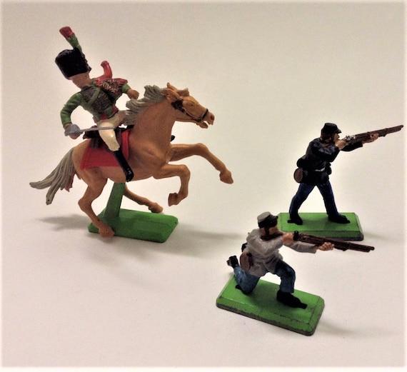 1971 Britains Ltd deetail Figure on horseback