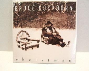 Bruce Cockburn Christmas CD Music 1993 - 15 Songs True North Records NIP