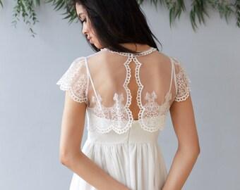 Dress SS16     Wedding dress Boho wedding dress Romantic Wedding Dress vintage wedding dress elegant wedding gown
