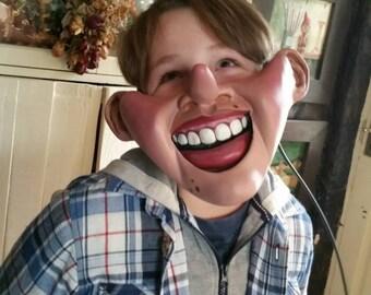 Pinocchio Professional ventriloquist  mask