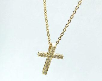 The Ventura Cross #goldfilled