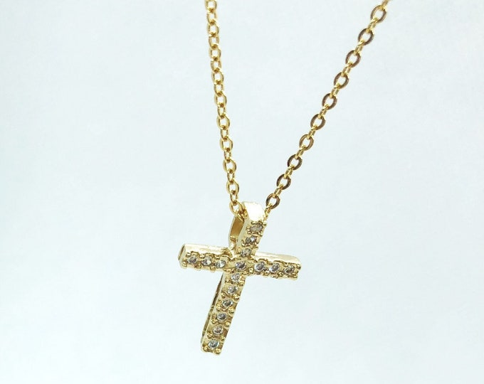 The Ventura Cross #goldfilled