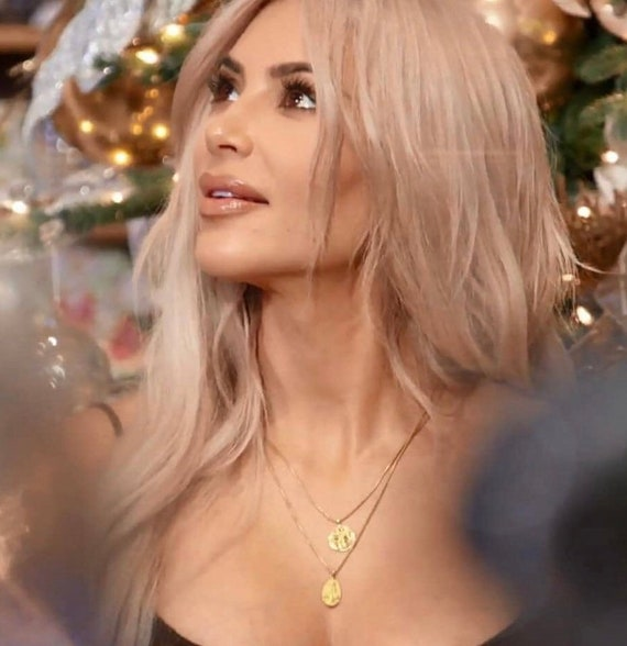 Kims Gold Coin Necklace Combo