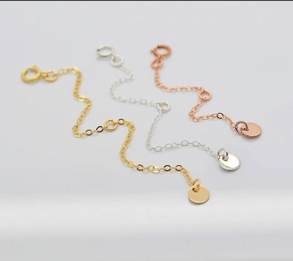 Extender Chain Gold Filled