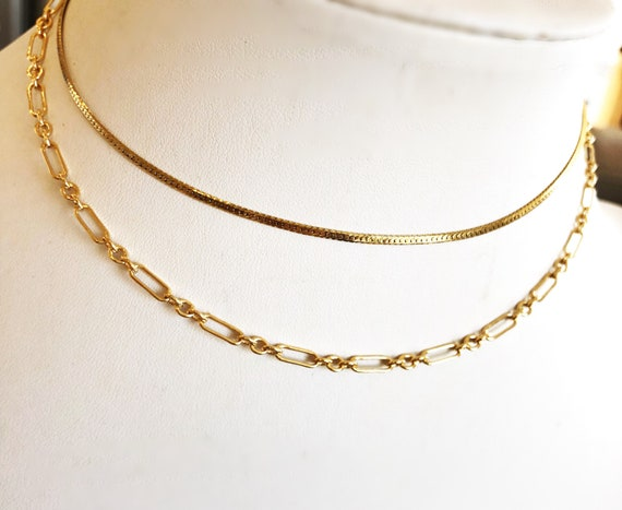 The Allison Chain choker