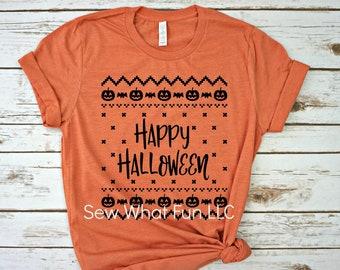 bc1ddf6e5 Halloween t-shirt, Womens halloween shirt, Halloween sweater, halloween  shirt, tee shirt, t shirt, womens, women's shirt, halloween, sweater