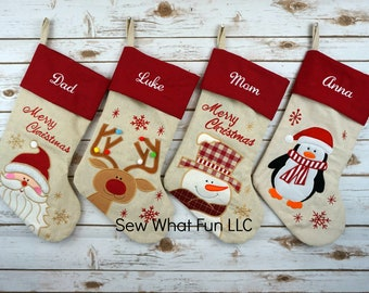 047bc23ec PERSONALIZED Stocking