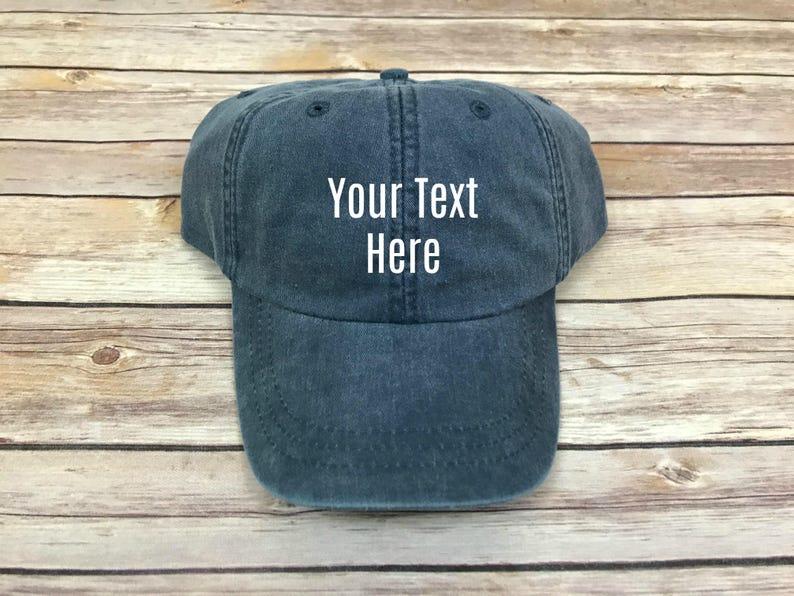 4db6e5437795f Custom Hat Womens hat monogrammed hat monogram hat