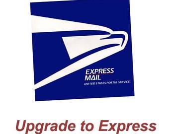 EXPRESS (Overnight) SHIPPING Upgrade