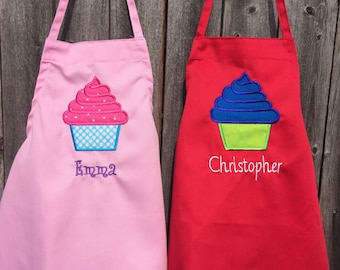 Personalized Kid Apron, kid apron, personalized apron, child apron, personalized, apron, Kids apron, personalized gift, child gift