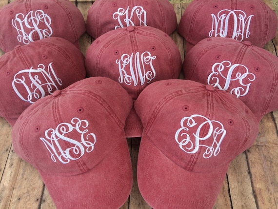 03b7e7e0ee1 Monogrammed Baseball Hat Womens hat monogrammed hat