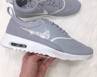 air max thea matte silver summit Weiß