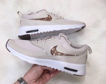 Nike Air Max Thea Damen Glitzer