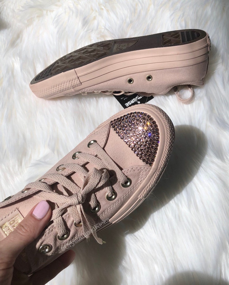 Converse All Star Chuck Taylor Made with SWAROVSKI® Crystals  ff3ce29631