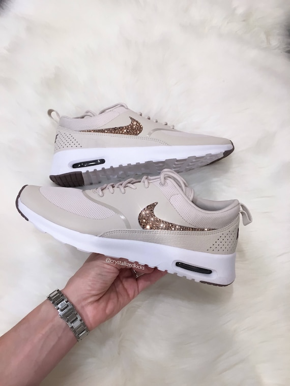 ffb9369a3964 Bling Nike Air Max Thea Made with SWAROVSKI® Crystals