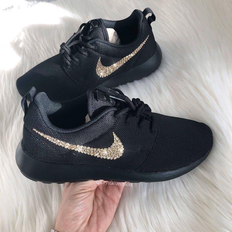 04f3e5469dc7 Swarovski Women s Nike Roshe Run Made with SWAROVSKI®