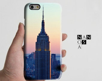 NYC Empire State Building iPhone 6/6s Case,iPhone 6/6s Plus Case,iPhone SE/5/5c/5s,Samsung Galaxy S7/S6 Edge Case,Galaxy S6/S5/S4,Note 5/4/3