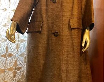 1960s Coat Dress by Wallis
