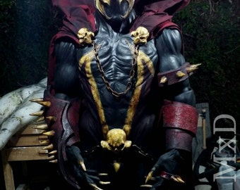 REbirth MxDs Hell Spawn costume
