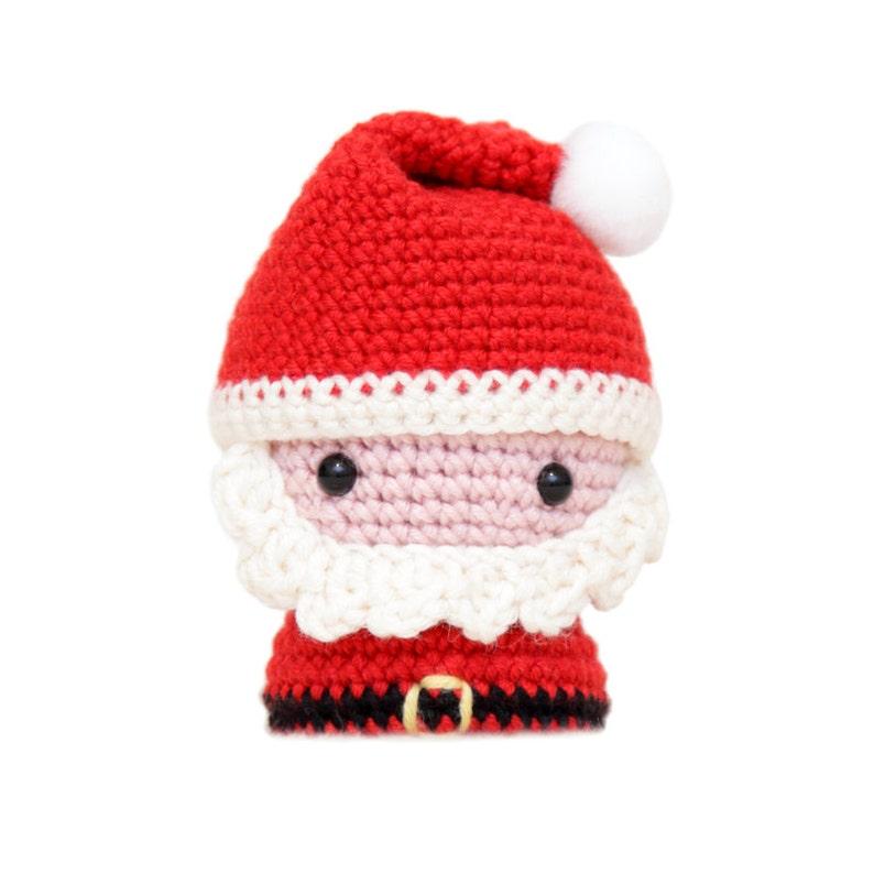 Santa Claus Amigurumi Pattern image 0