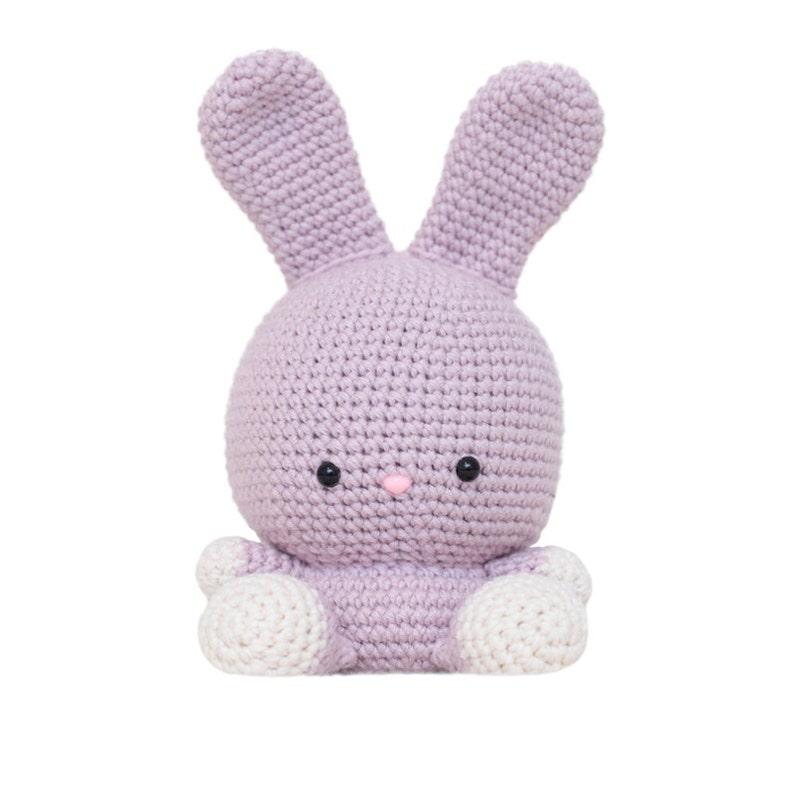 Ruby the Rabbit Amigurumi Pattern image 0