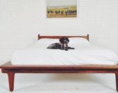 """Modern Platform Bed, """"The Nellie"""""""