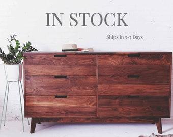 "Japandi Furniture, Scandinavian Furniture ""The Carlyle"" Wideboy- IN STOCK"