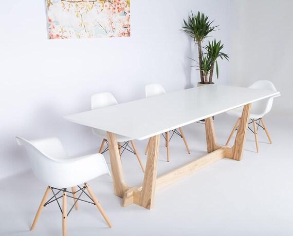 Grande Table A Manger Table A Manger Moderne Regence D Hollywood Moderne Scandinave Table Minimaliste Boho Decor Hommes Fous