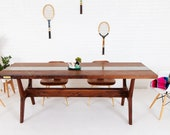 """Walnut Live Edge Dining Table """" The Provo"""""""