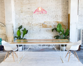 """Live Edge Table """" The Yoshi Dining Table"""""""