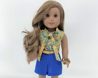 faire Doll Clothes s/'adapte American Girl Grace ~ McKenna! PROMOTION sewing pattern