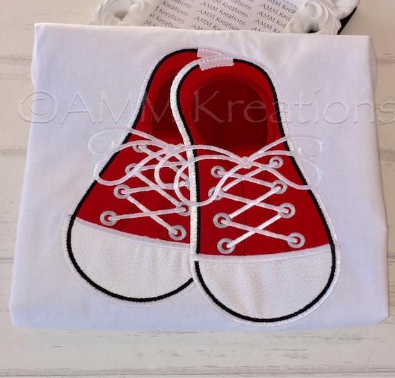 MUESTRA venta zapatillas Converse Applique camisa