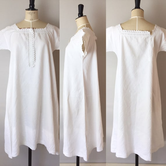 Victorian Chemise, Size S/M, Victorian Nightgown,… - image 6