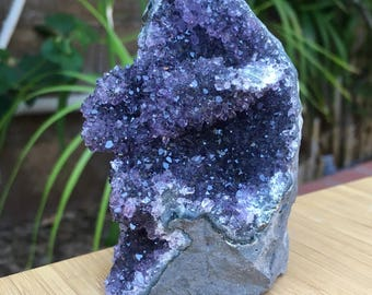 Top Quality 189g Amethyst Stalactite Crystal Cathedral - Artigas, Uruguay- Item:AM170460