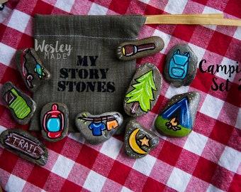 Story Stones Camping Set 2