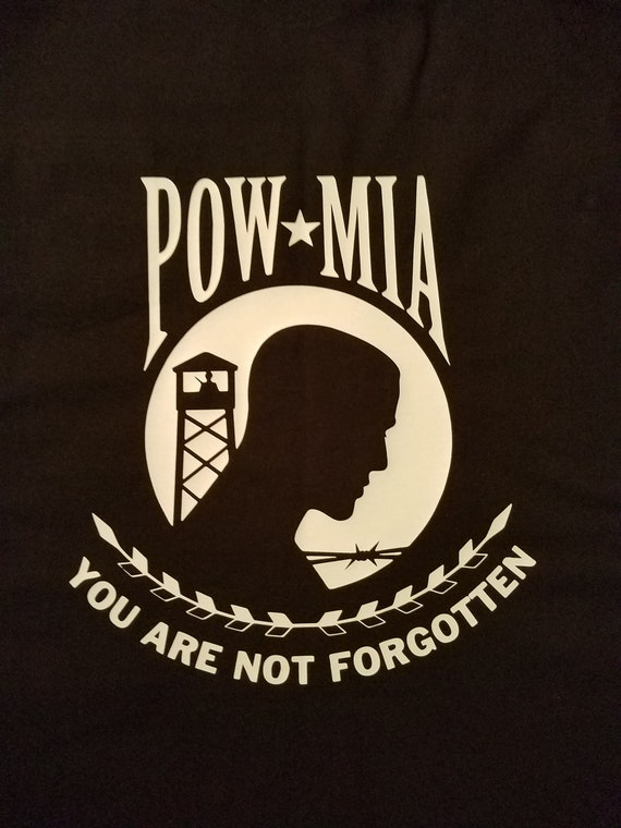 Some Gave All POW MIA Muscle Shirt You are Not Forgotten