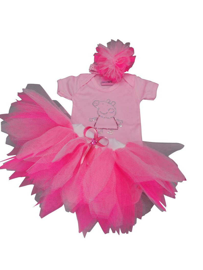 NUOVO COMPLEANNO BAMBINA ROSA Net Aliceband Party Costume