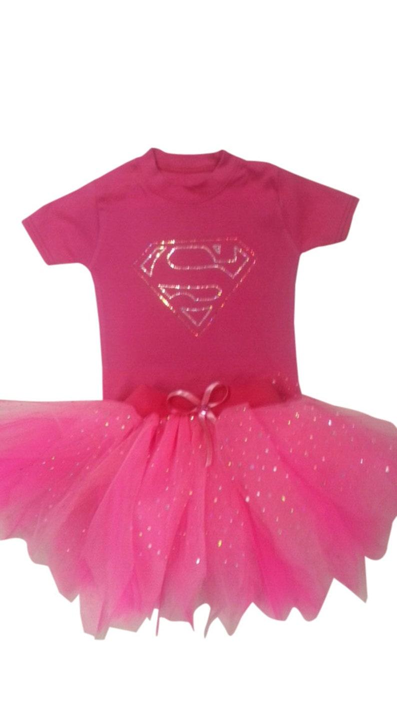 373eabe23 Pink Superhero Baby Girl Toddler Costume Bat Girl Super Girl