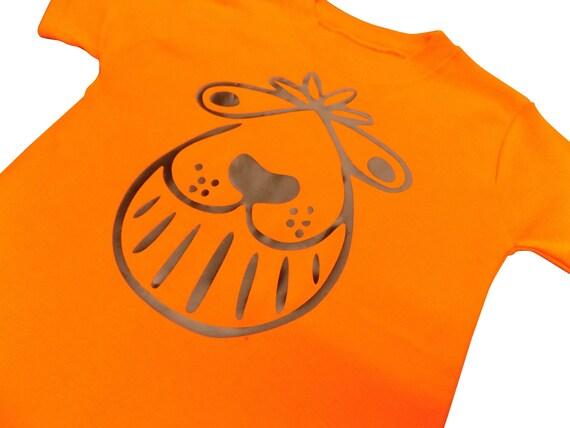 Childrens Space Hopper T Shirt