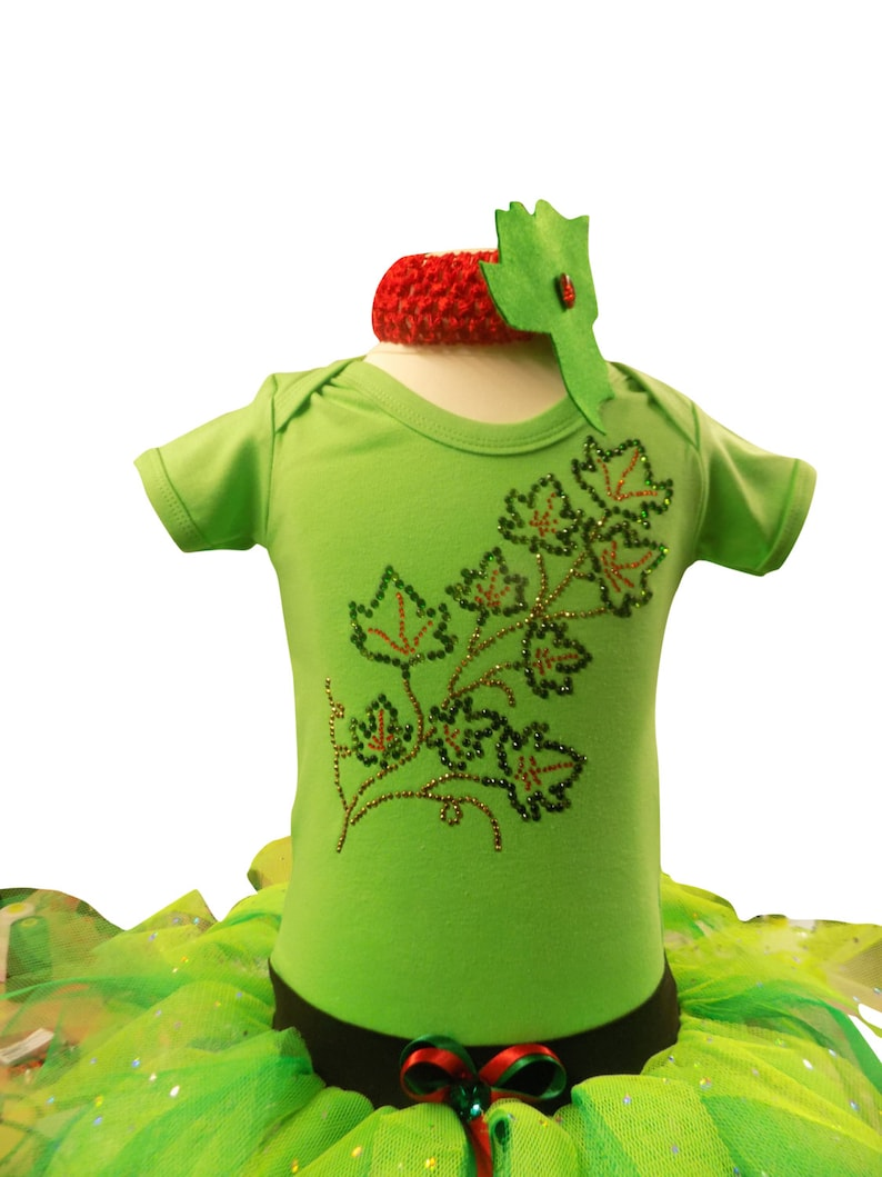 4bb713fff Super Hero Poison Ivy Costume Baby Toddler Fancy Dress Party