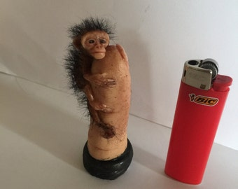 finger with monkey