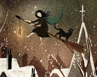 Loki and the Witch