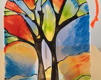 Dawn Tree Sun Catcher