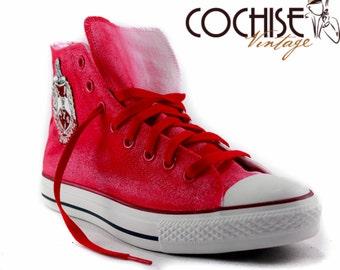 7c23187ee9d8a6 Custom Airbrush Converse Chuck Taylors Allstars