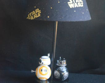 Star Wars Lamp- BB8 & BB9