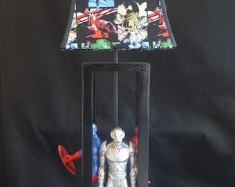 Avengers Lamp